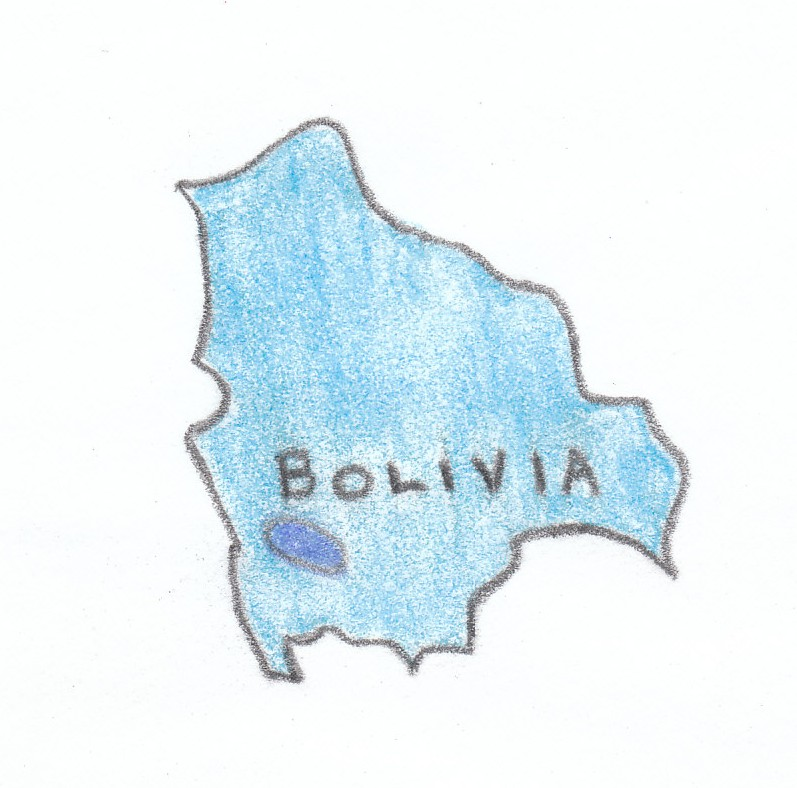 Country of Bolivia