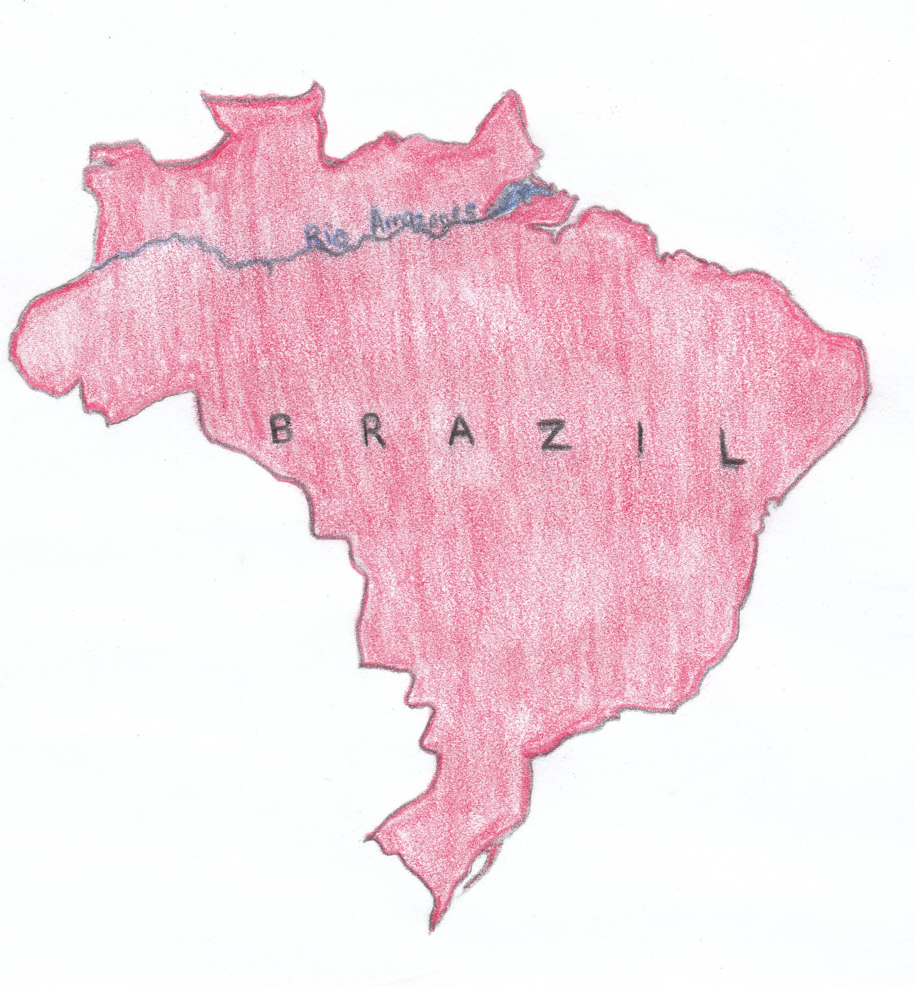 Country of Brazil