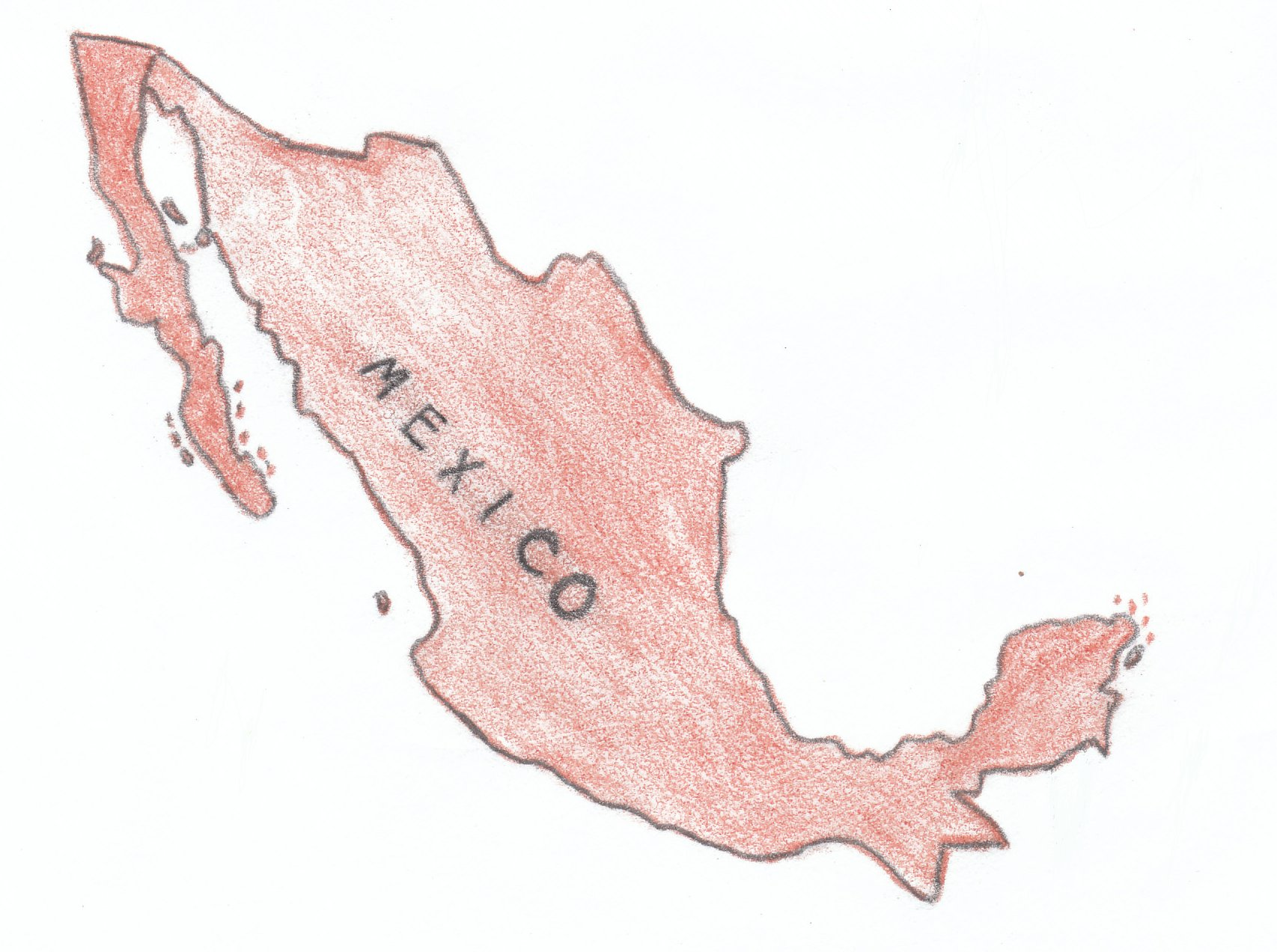 Country of Mexico