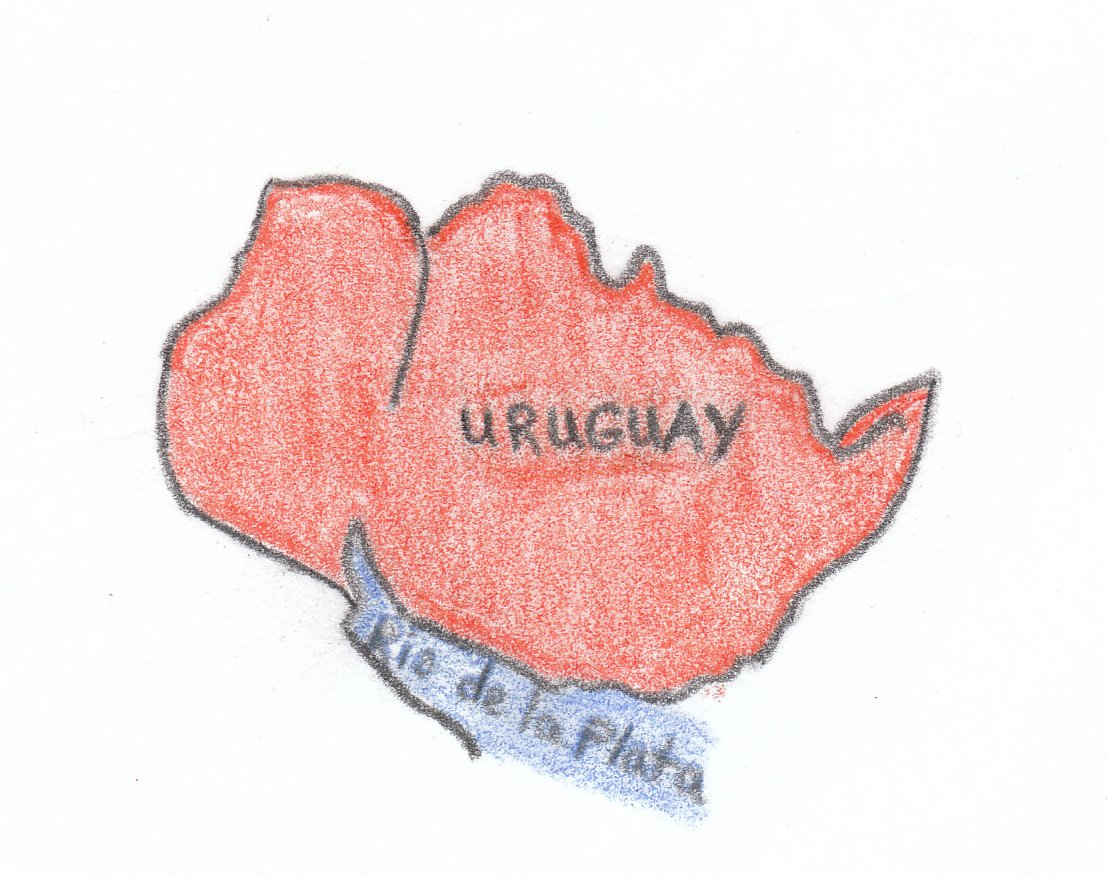Country of Uruguay