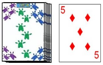 Joker card in Least Count